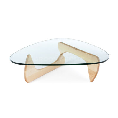 Noguchi Style Coffee Table Natural